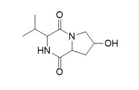 环(羟脯氨酸-缬氨酸)二肽