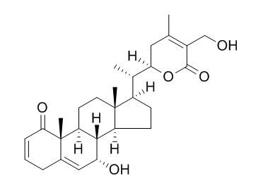 Daturataturin A aglycone