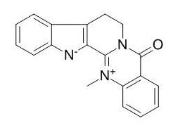 Dehydroevodiamine