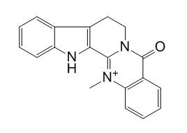 Dehydroevodiamine hydrochloride