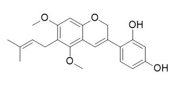 Dehydroglyasperin D