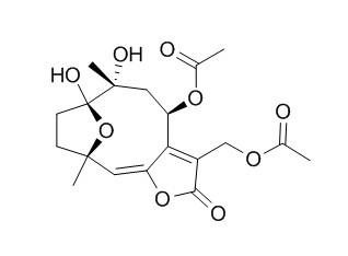 Diacetylpiptocarphol