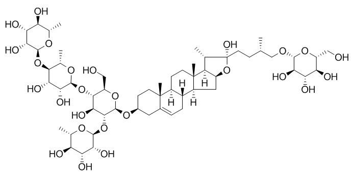 原皂苷Pb