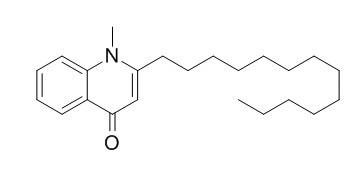 Dihydroevocarpine