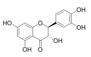 (-)-二氢槲皮素