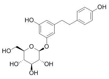 Dihydroresveratrol 3-O-glucoside