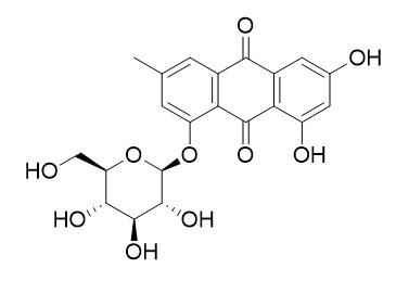 Emodin 1-O-beta-D-glucoside