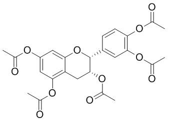 Epicatechin pentaacetate