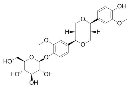 Epipinoresinol-4-O-beta-D-glucoside