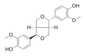 (+)-Epipinoresinol