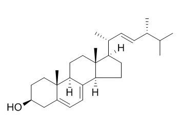 麦角固醇; 麦角甾醇