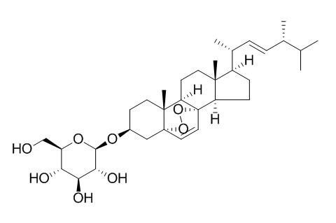 过氧麦角甾醇 3-O-beta-D-吡喃葡萄糖苷