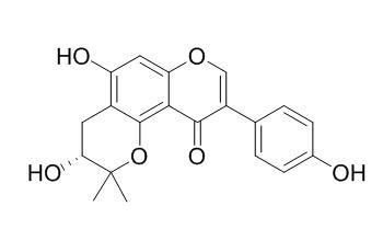 Erythrinin G