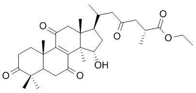 Ethyl ganoderate J
