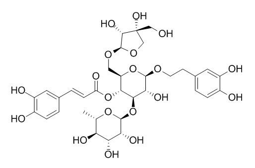 连翘酯苷B