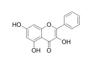 高良姜素; 3,5,7-三羟基黄酮