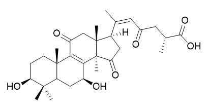 Ganoderenic acid B