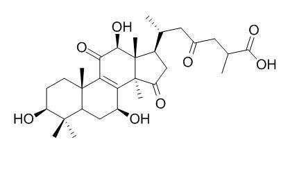 Ganoderic acid G