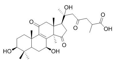Ganoderic acid I