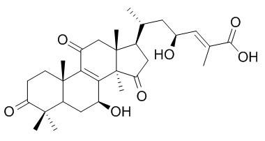 Ganoderic acid LM2