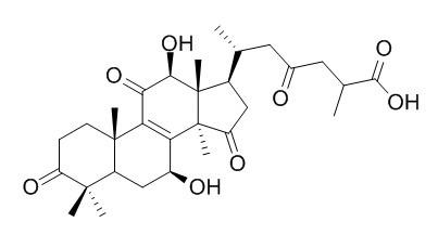12β-灵芝酸M