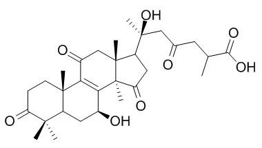 Ganoderic acid N
