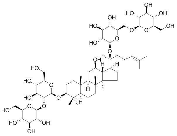 人参皂苷Rb1