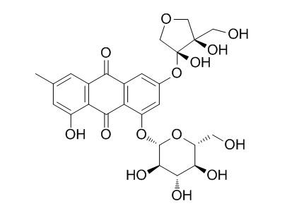 Glucofrangulin B