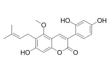 Glycycoumarin