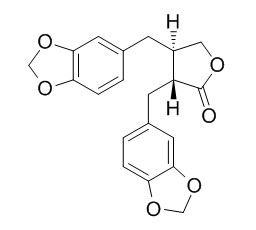 (-)-Hinokinin