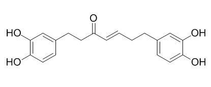 (4E)-1,7-双(3,4-二羟基苯基)-4-庚烯-3-酮