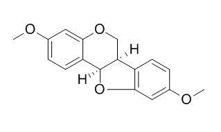 3,9-二甲氧基紫檀碱; 高紫檀素
