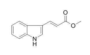 吲哚-3-丙烯酸甲酯