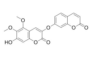 Isodaphnoretin B