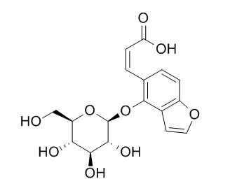 异补骨脂葡萄糖苷