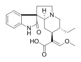 异钩藤碱酸