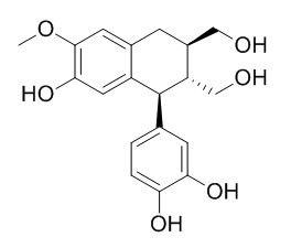 异紫杉脂素