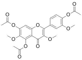 Jaceidin triacetate