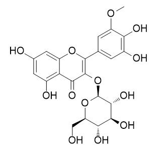 Laricitrin 3-O-glucoside