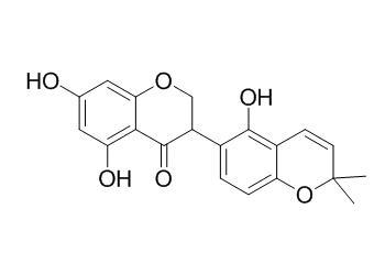 Licoisoflavanone