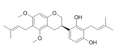 Licorisoflavan A