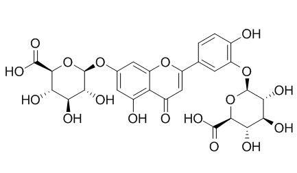 Luteolin 7,3'-di-O-glucuronide
