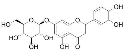 Luteolin-7-O-glucoside