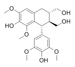 (-)-南烛木树脂酚