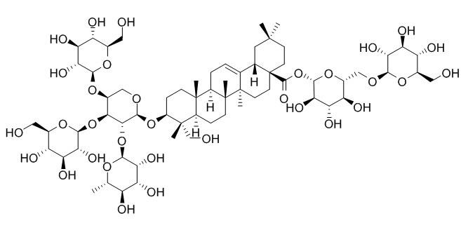 Macranthoidin B