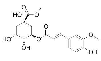 甲基 3-O-阿魏酰奎尼酸酯
