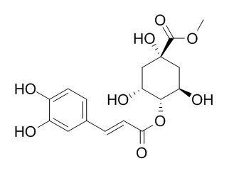 甲基 4-咖啡酰奎尼酸酯
