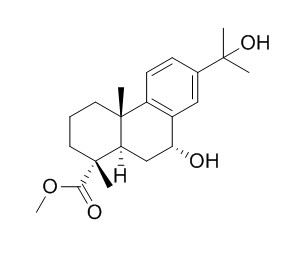Methyl 7,15-dihydroxydehydroabietate