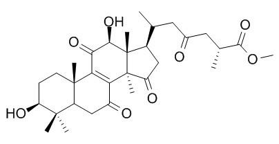 灵芝酸C6甲酯