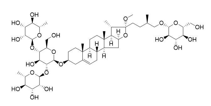 甲基原薯蓣皂苷